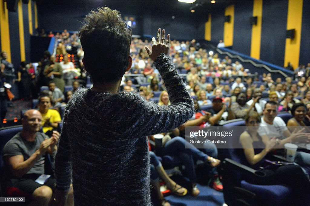 <a gi-track='captionPersonalityLinkClicked' href=/galleries/search?phrase=Halle+Berry&family=editorial&specificpeople=201726 ng-click='$event.stopPropagation()'>Halle Berry</a> attends 'The Call' red carpet screening hosted by the Woman's International Film Festival at Regal South Beach on February 26, 2013 in Miami, Florida.