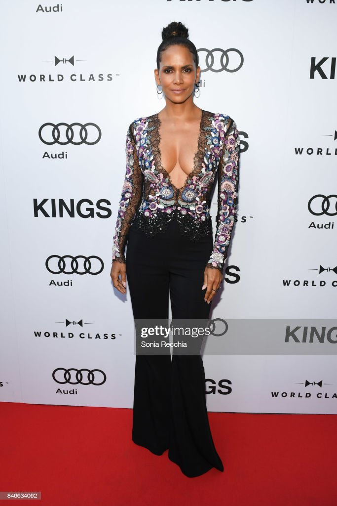 Halle Berry attends the pre-screening event for 'Kings' hosted by Audi Canada during the Toronto International Film Festival at Bisha Hotel & Residences on September 13, 2017 in Toronto, Canada.