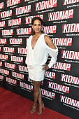 KIDNAP Star Halle Berry And Director Luis Prieto Attend...
