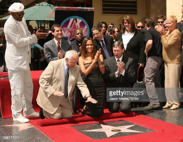 Halle Berry during Halle Berry Is Honored With A Star On The Hollywood Walk Of Fame at Hollywood Blvd in Hollywood California United States