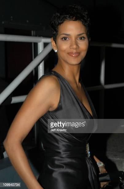 Halle Berry during The TV Land Awards Backstage at Hollywood Palladium in Hollywood CA United States