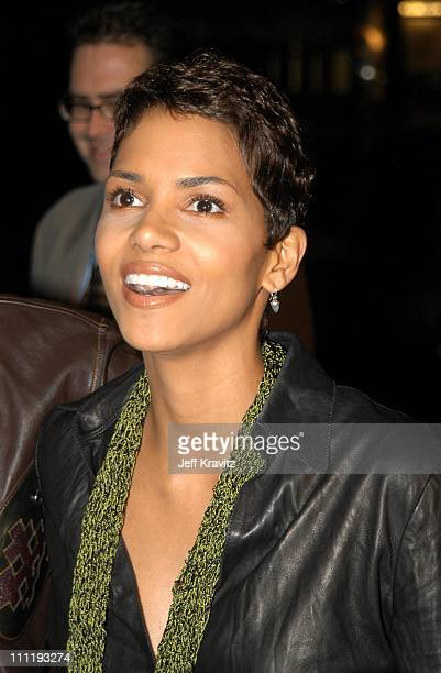 Halle Berry during US Presents 'Evelyn' at Academy of Motion Pictures Arts Sciences in Beverly Hills CA United States