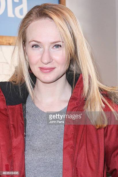 Halley Feiffer attends the Columbia Lounge at The Village At The Lift Day3 on January 19 2014 in Park City Utah