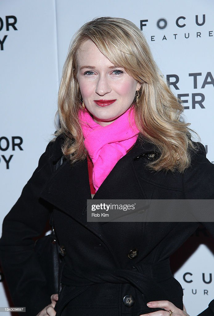<a gi-track='captionPersonalityLinkClicked' href=/galleries/search?phrase=Halley+Feiffer&family=editorial&specificpeople=2083909 ng-click='$event.stopPropagation()'>Halley Feiffer</a> attends the premiere of 'Tinker Tailor Soldier Spy' at Landmark Sunshine Theater on November 30, 2011 in New York City.