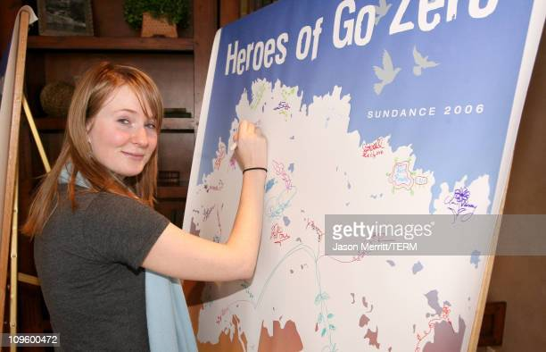 Halley Feiffer with Heroes of Go Zero at The North Face House *Exclusive Coverage*