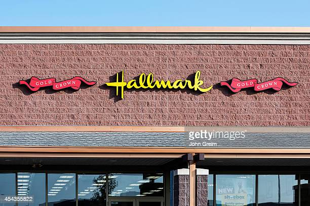 Hallmark Greeting Card store