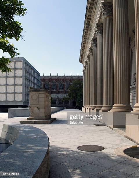 Hallowed halls of Yale University