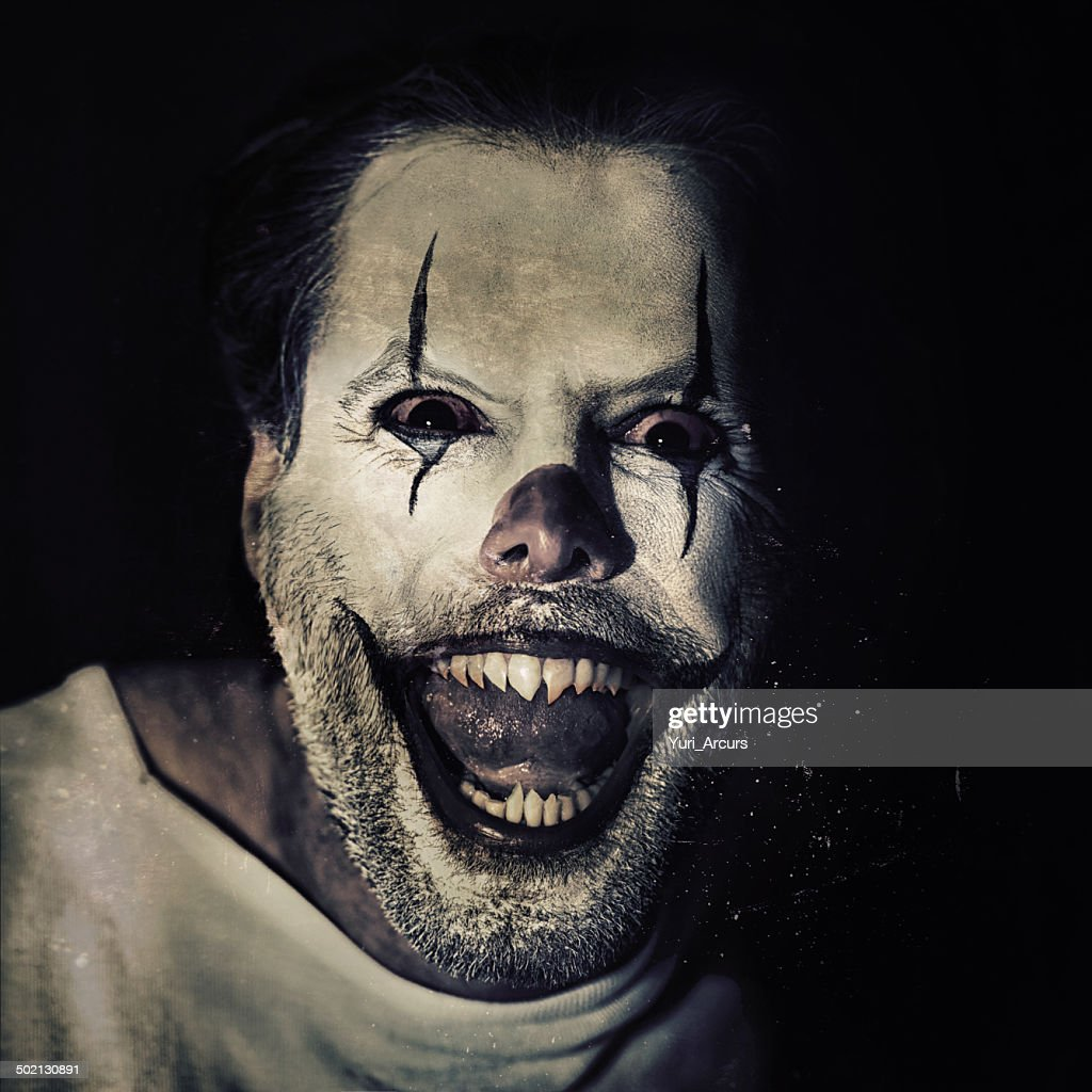 Halloween brings out the crazy in you : Stock Photo