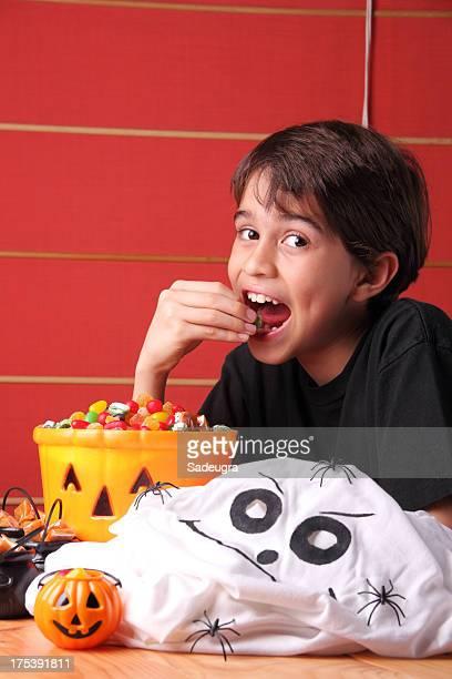 Friandises de Halloween