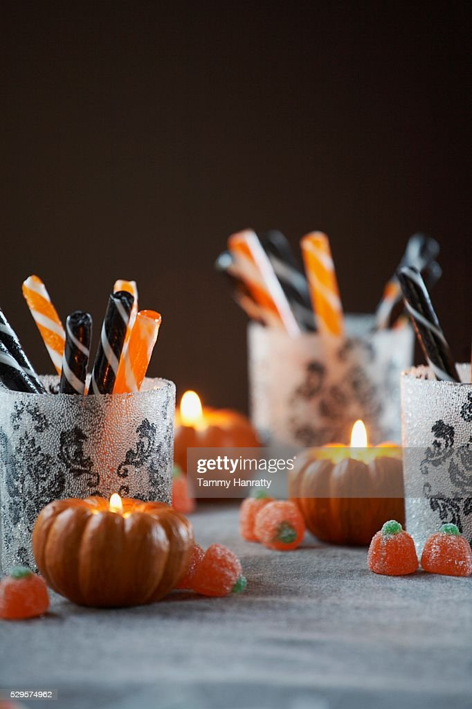 Halloween Candy : Stockfoto