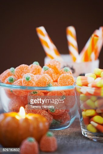 Halloween Candy : Stock-Foto