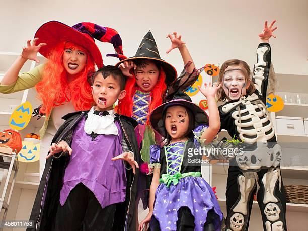 Halloween les célébrations