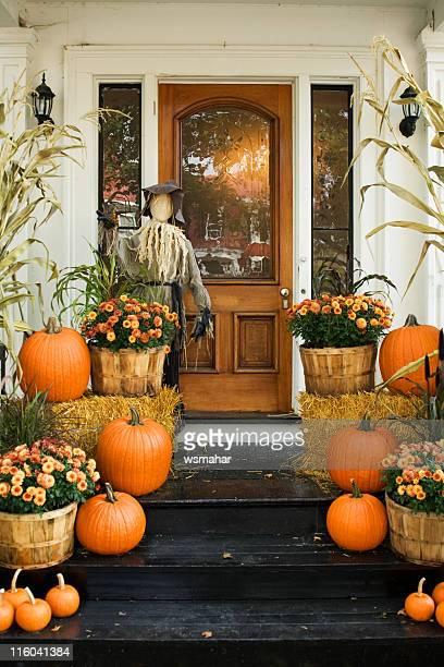 Halloween zu Hause
