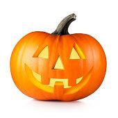 Halloween. Jack O' Lantern.