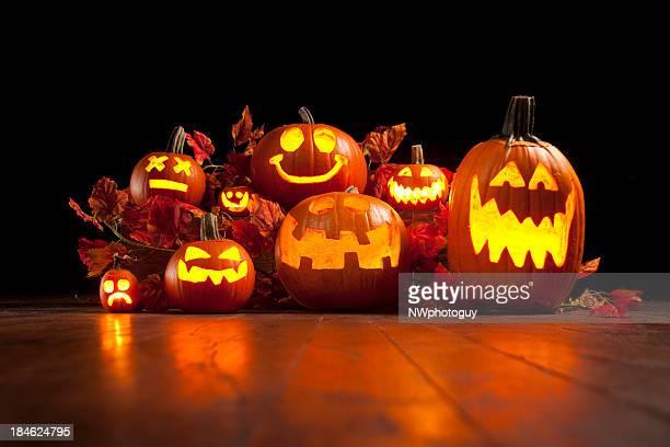 Halloween Pumpkins dell'olivo