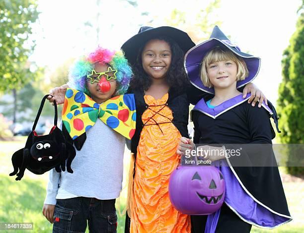 halloween-Kinder