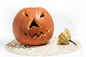 Ugly Pumpkin Stock Photos And Illustrations Royalty Free Images