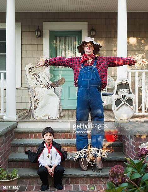 halloween / scarecrow
