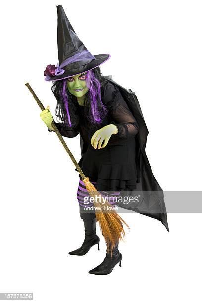 Dia das Bruxas Bruxa