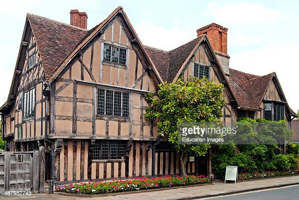 Hall's Croft StratforduponAvon Warwickshire England was owned by William Shakespeare's daughter Susannah and her husband Dr John Hall whom she...