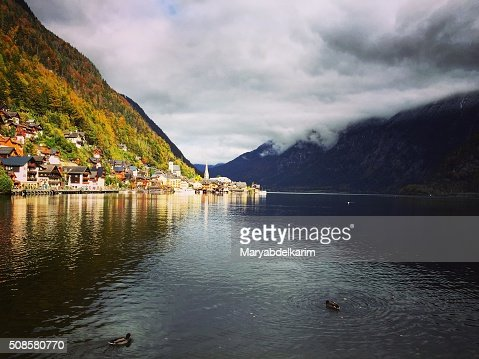 Hallstatt : Stock Photo