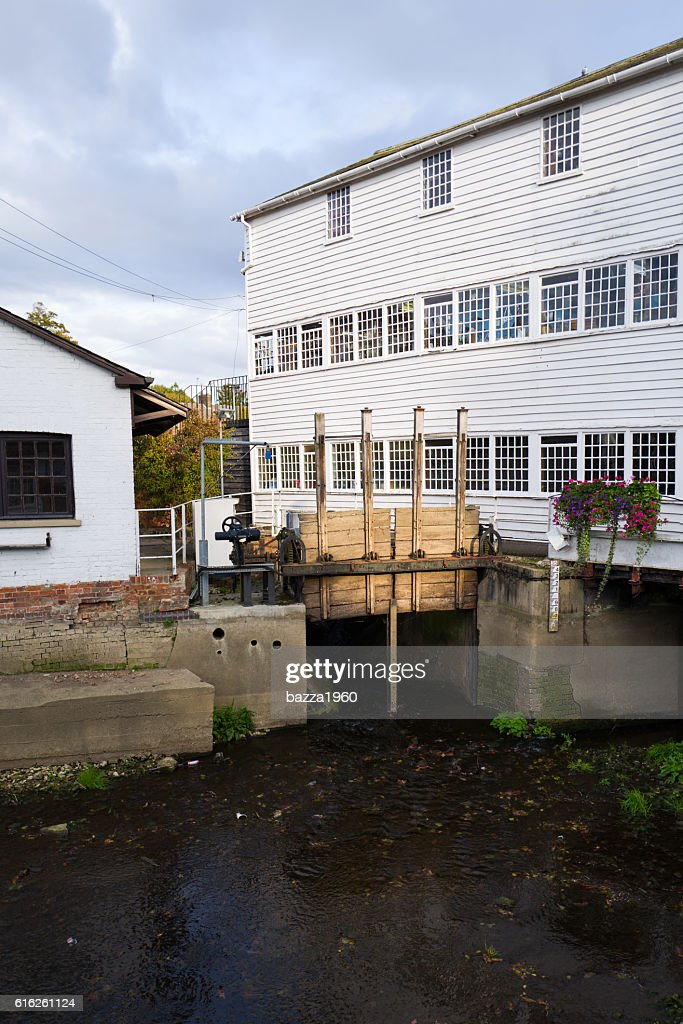Halstead Mill. : Stock Photo