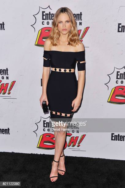 Halston Sage arrives at Entertainment Weekly's Annual ComicCon Party at Float at Hard Rock Hotel San Diego on July 22 2017 in San Diego California