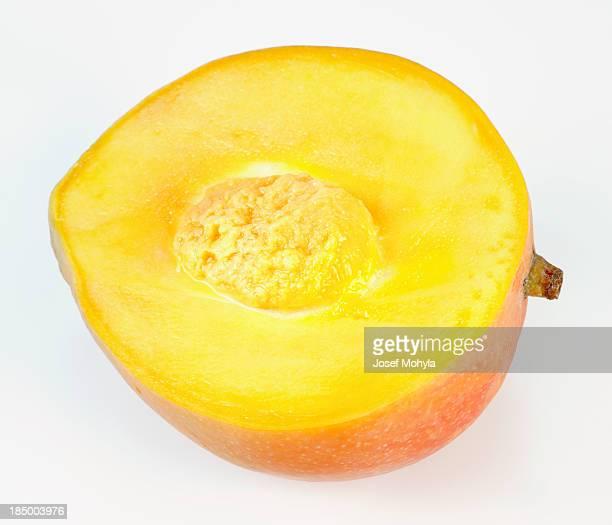 Um die Hälfte geschrumpft Mango