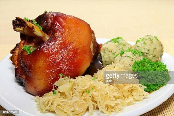 Ham hock oder Haxe