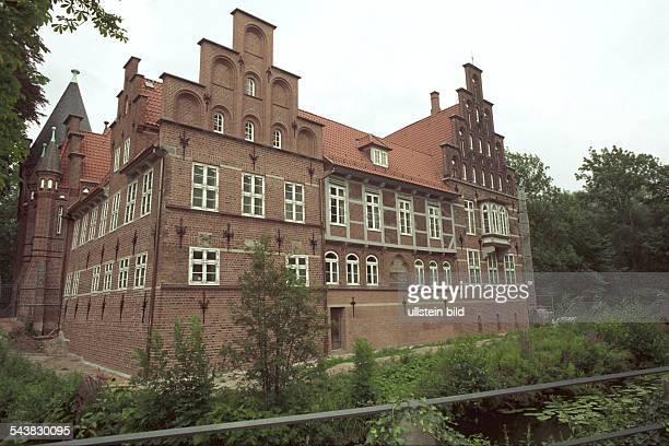 das Bergedorfer Schloss