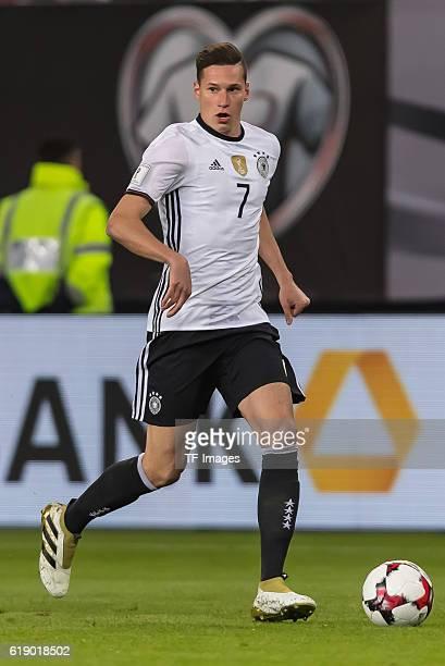 Hamburg Deutschland WMQualifikation 2017 Deutschland Tschechische Republik Julian Draxler