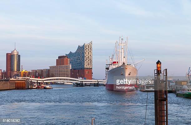 Hamburg, Deutschland.  Cap San Diego
