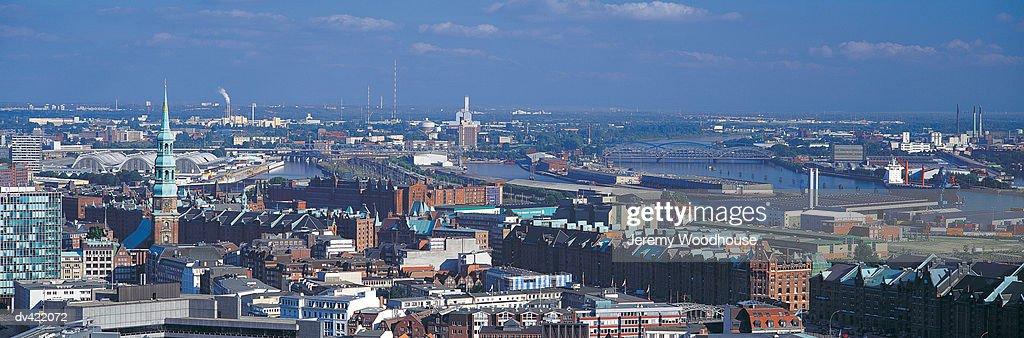 Hamburg, Germany : Stock Photo
