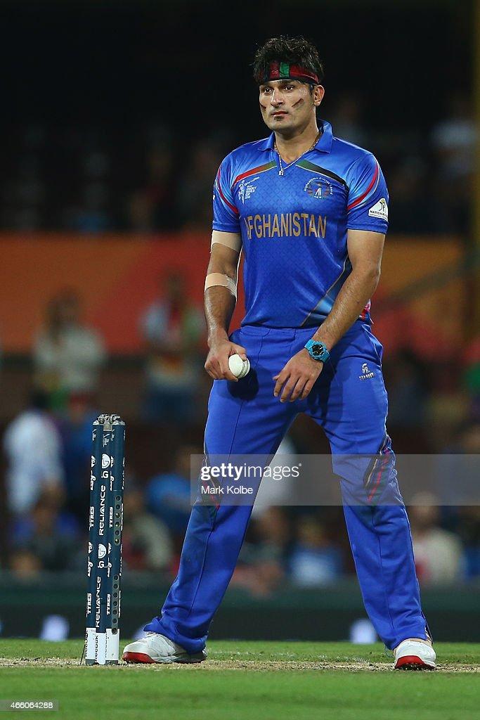 England v Afghanistan - 2015 ICC Cricket World Cup