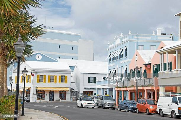 Hamilton, Bermuda ...  Front Street