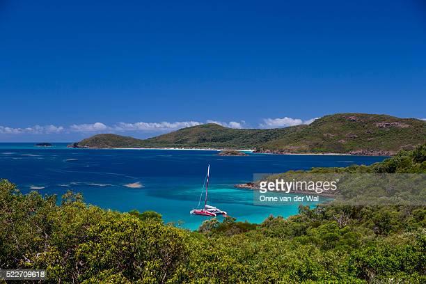 Hamilton Island in Australia