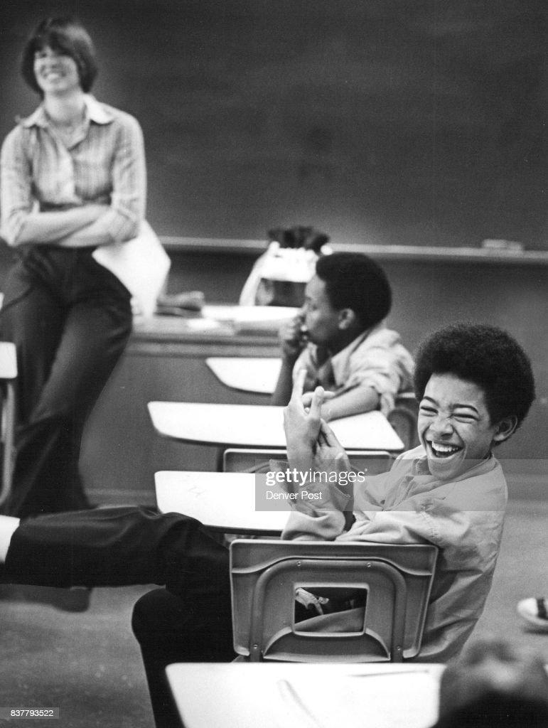 Hamilton Junior High School (1970-1979) Credit: Denver Post