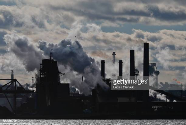 Hamilton's ArcelorMittal Dofasco steel mill ArcelorMittal Dofasco's smokestack violated opacity standards nearly every day of every month for four...