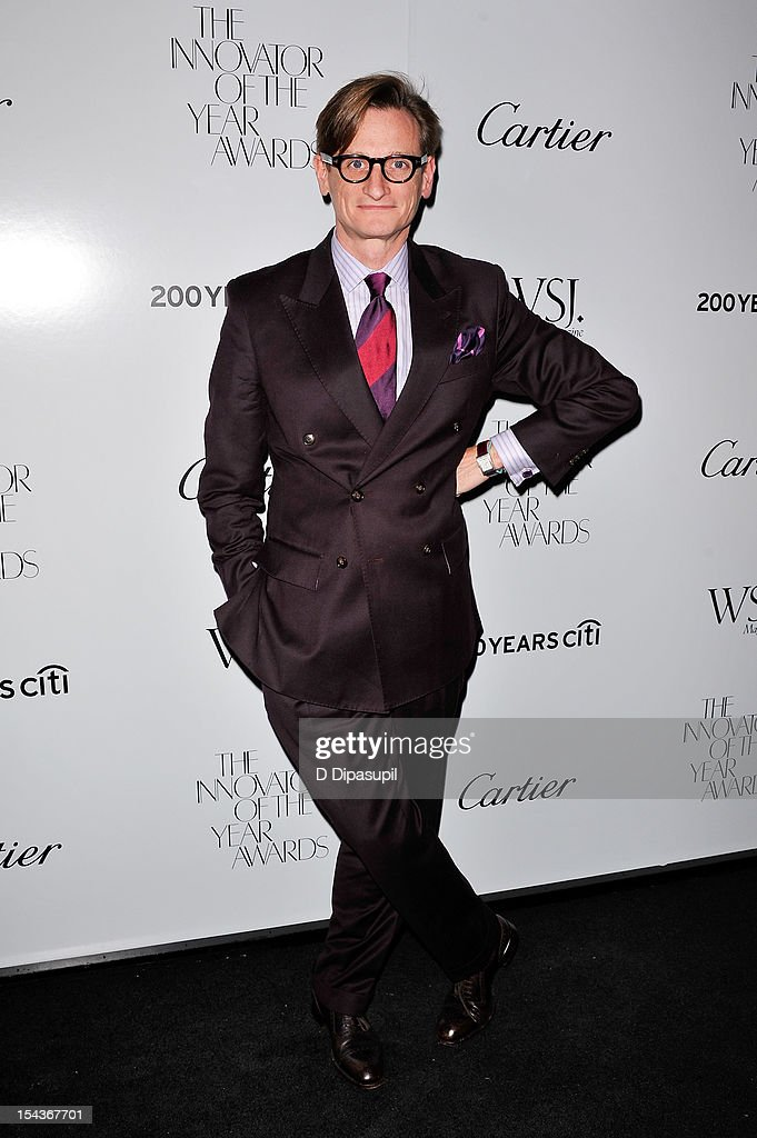<a gi-track='captionPersonalityLinkClicked' href=/galleries/search?phrase=Hamish+Bowles&family=editorial&specificpeople=217532 ng-click='$event.stopPropagation()'>Hamish Bowles</a> attends the 2012 WSJ. Magazine 'Innovator Of The Year' Awards at the Museum of Modern Art on October 18, 2012 in New York City.