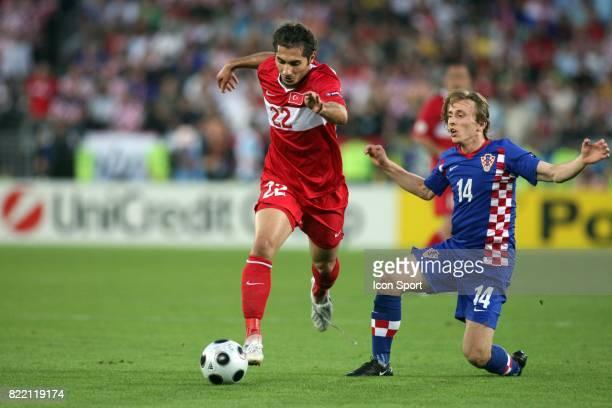 Hamit Altintop Croatie / Turquie Ernest Happel Stadion Euro 2008