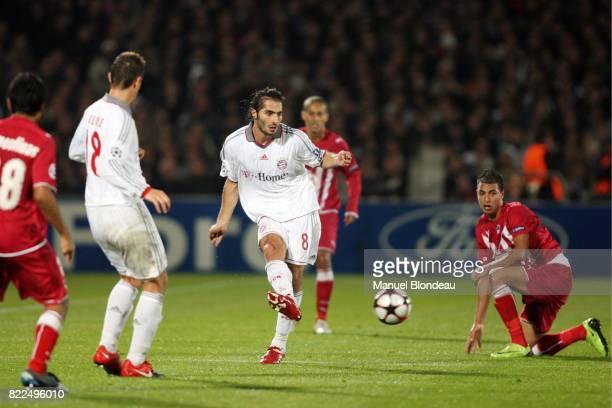 Hamit ALTINTOP Bordeaux / Bayern Munich Champions League Stade Chaban Delmas Bordeaux