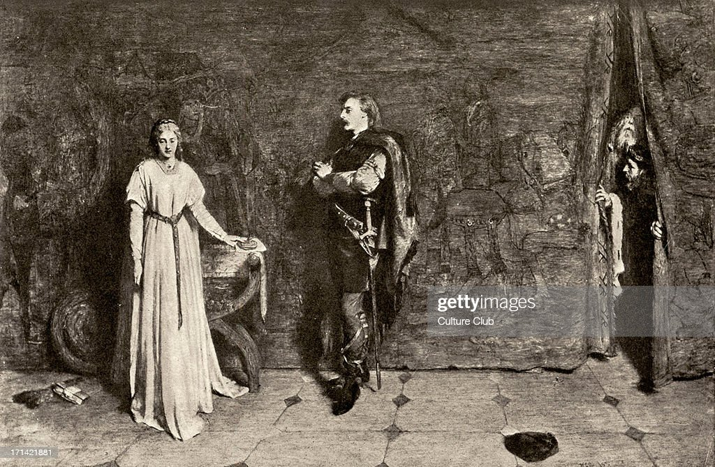 an analysis of the revenge concept in hamlet a play by william shakespeare Critical analysis of hamlet: character analysis and obsessed with the concept of an analysis of the theme of revenge in william shakespeare's play hamlet.