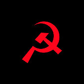 Hammer and sickle symbol