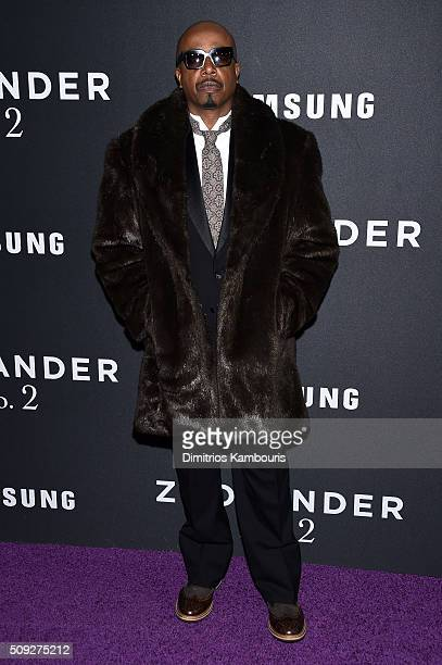 Hammer attends the 'Zoolander 2' World Premiere at Alice Tully Hall on February 9 2016 in New York City