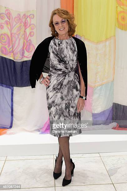 Hammer Museum Director Ann Philbin attends the Hammer Museum's 12th annual Gala in the Garden with generous support from Bottega Veneta at the Hammer...