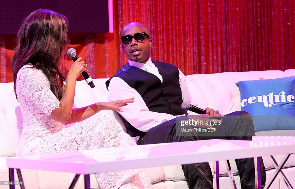 <a gi-track='captionPersonalityLinkClicked' href=/galleries/search?phrase=MC+Hammer&family=editorial&specificpeople=225081 ng-click='$event.stopPropagation()'>MC Hammer</a> speaks at Fan Fest BET and Centric Pavilion - Day 1 during the 2014 BET Experience At L.A. LIVE on June 28, 2014 in Los Angeles, California.