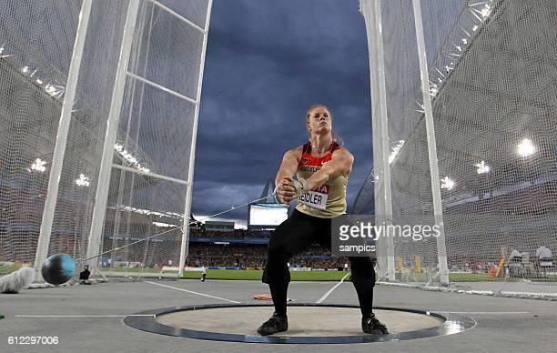 Hammerwerfen der Frauen Siler fur Betty Heidler GER IAAF Leichtathletik WM Weltmeisterschaft in Daegu Sudkores 2011 IAAF world Championship athletics...