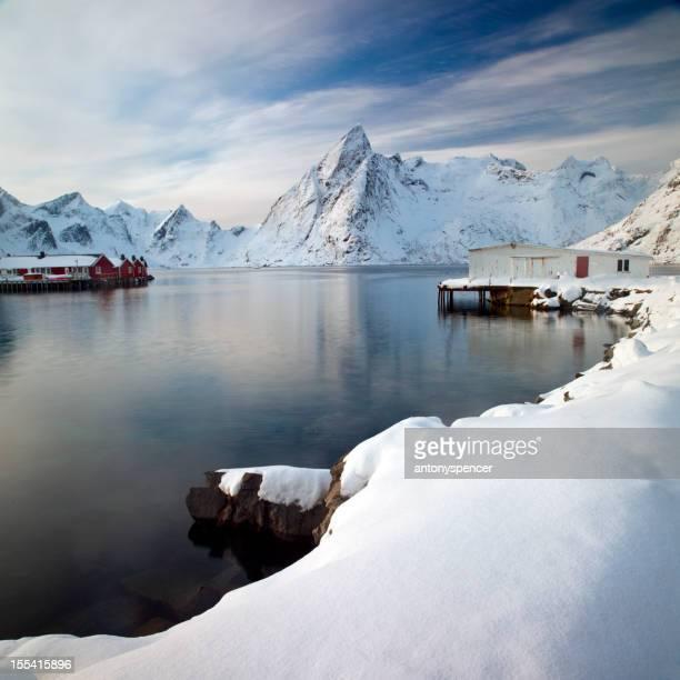Hamnøy Harbour, Lofoten Islands