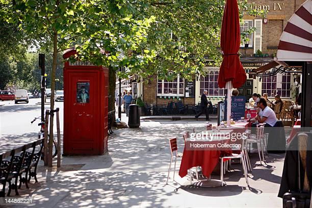 Hampstead High Street London