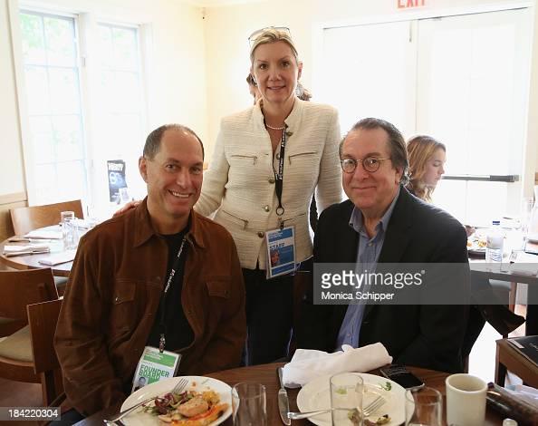 Hamptons International Film Festival Board of Directors Chairman Stuart Match Suna Hamptons International Film Festival Executive Director Anne...